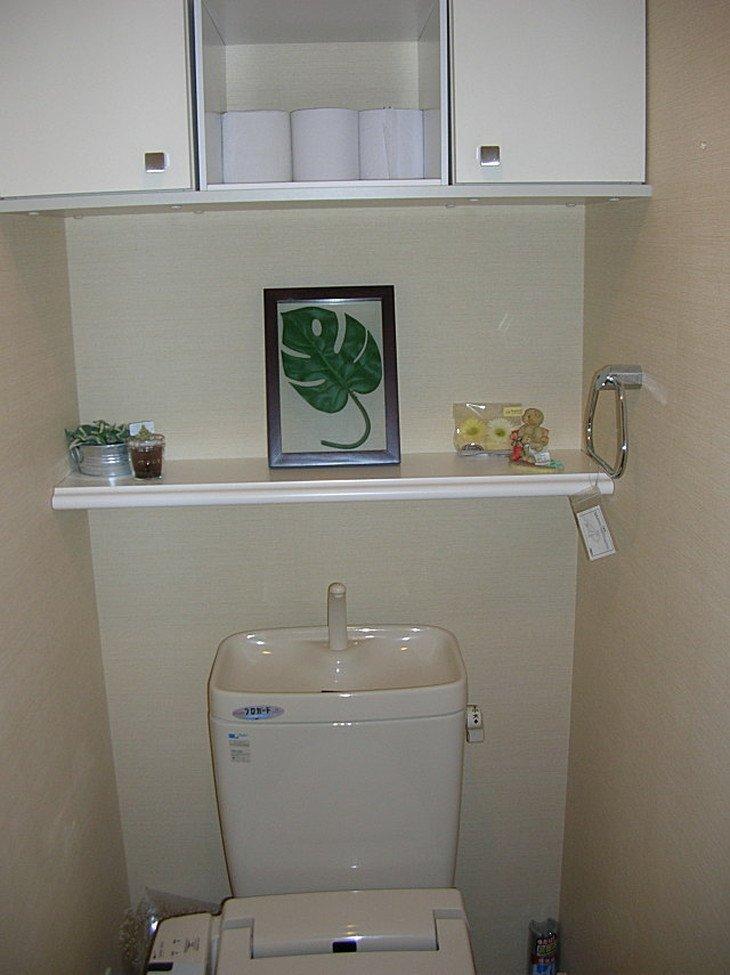 トイレ飾り棚用カウンター天板