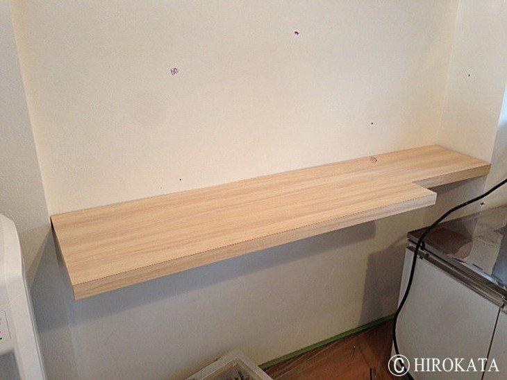 キッチン作業台カウンター天板