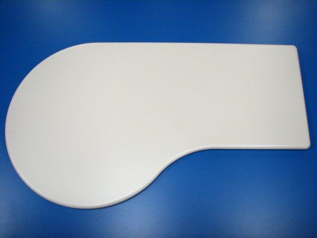 ホワイトカウンター変形形状