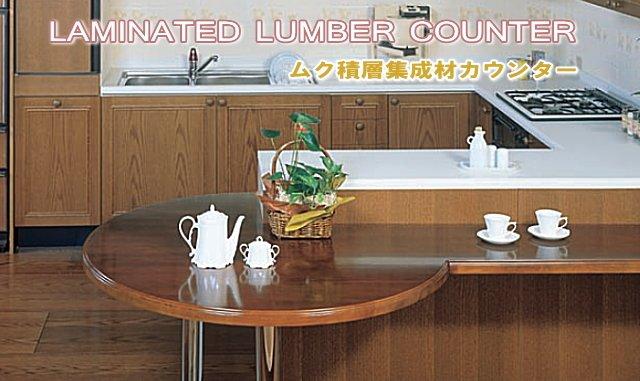 キッチンカウンター(食卓テーブルカウンター)