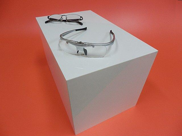 メラミン化粧板で作るディスプレイ台座 商品陳列台