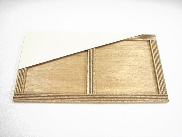 ファブリックパネル(木製化粧板パネル)