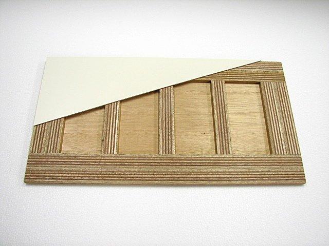 ファブリックボード(絵画用木製パネル)