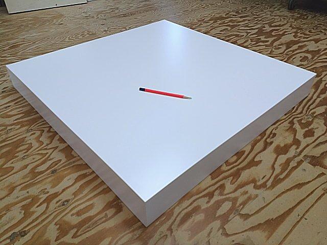 ディスプレイ台白い展示台