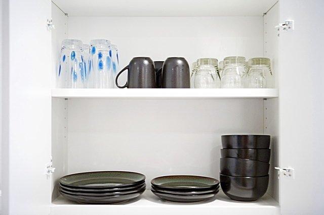 食器棚の棚が足りない、だから増やしたい増設したい時はココ
