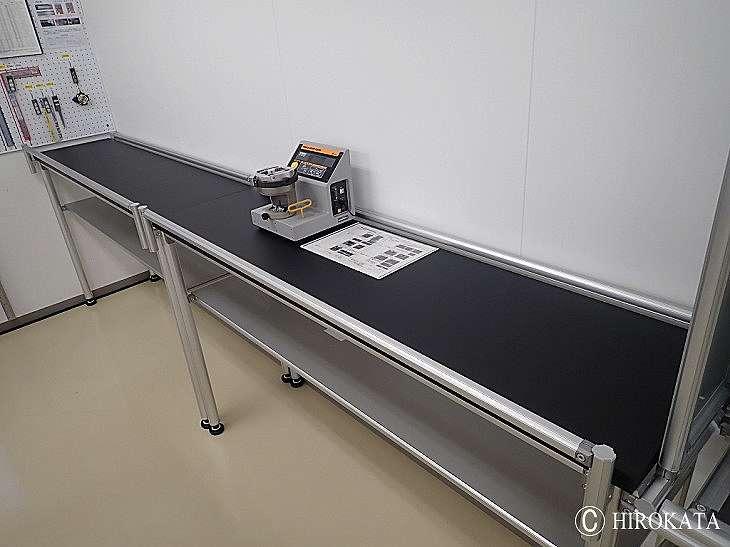 検査作業台の天板 アイカメラミン化粧板TK-6400K