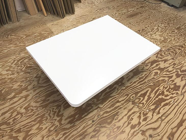 壁面取り付け用ダイニングテーブル天板