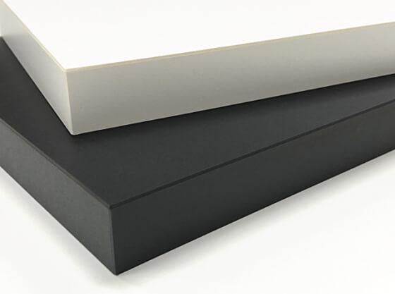 テーブルやデスクの天板に丈夫な素材は電子線硬化樹脂化粧板
