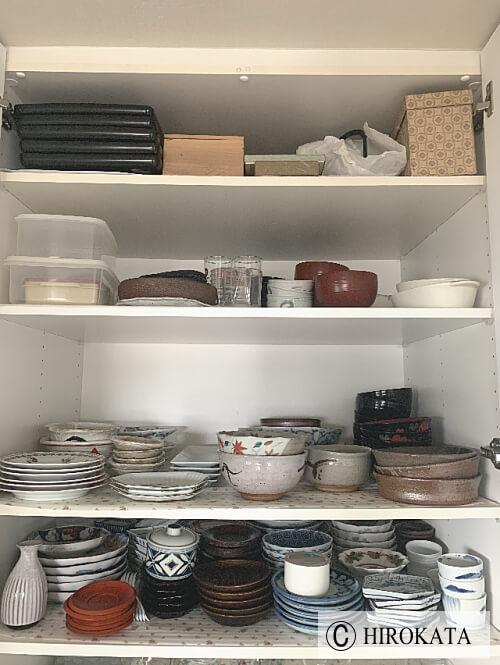 食器棚の棚が足りない、増やしたいならコチラ!