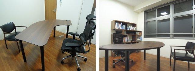 診察室テーブル