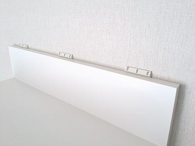 取り付け簡単石膏ボード用神棚の棚板