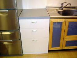 収納家具 造り付け家具 オーダー家具 食器棚